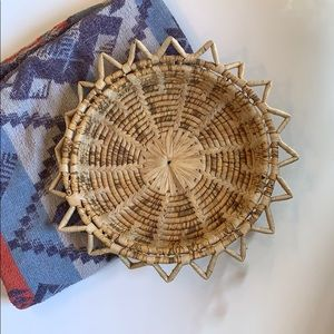 BOHO Display Weaved Basket / Tray